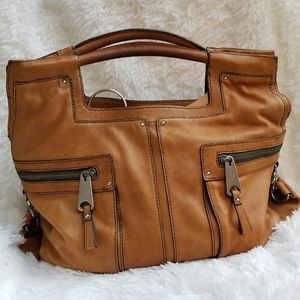 ZB1181C Fossil Fiftyfour Large Satchel Bag